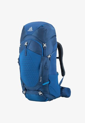 ZULU - Hiking rucksack - blau