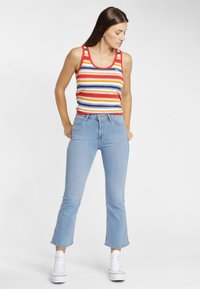 Lee - BREESE - Flared Jeans - blue - 1