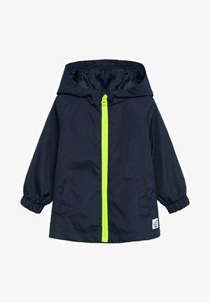 Regnjakke / vandafvisende jakker - donkermarine