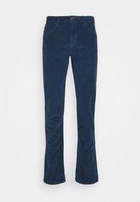 PANTS - Trousers - dark denim