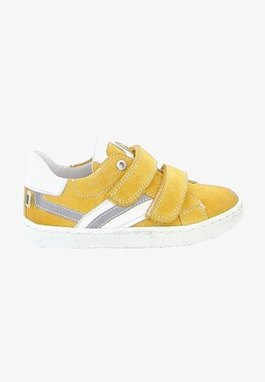 PERL - Sneakers laag - yellow