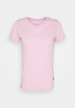 REGINA - Camiseta estampada - lilac