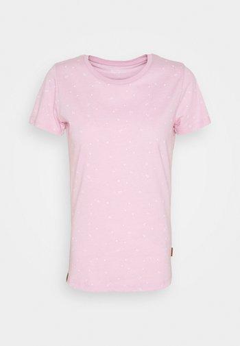 REGINA - Print T-shirt - lilac