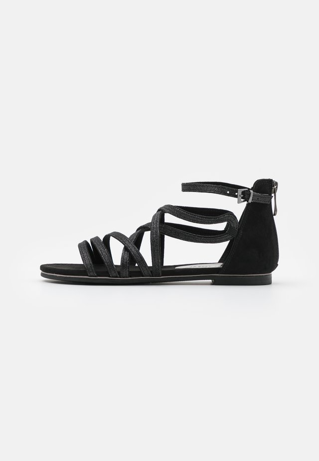 Sandalias - black