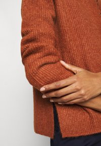 By Malene Birger - APIOS - Cardigan - rustic brown