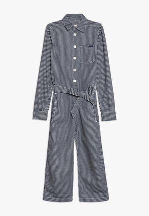 CARRY - Overall / Jumpsuit - 8oz indigo denim