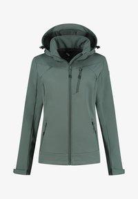 Kjelvik - Light jacket - green - 4