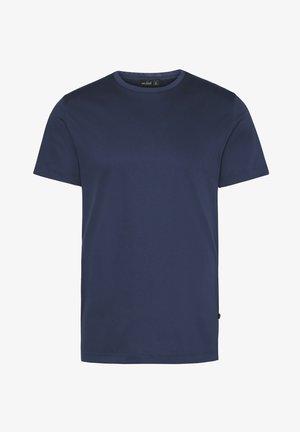 M-PARO - Basic T-shirt - dunkelblau