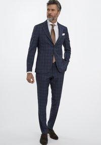 Van Gils - Suit trousers - blue - 1