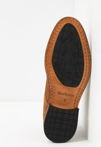 Barbour - BENWELL - Casual lace-ups - cognac - 4