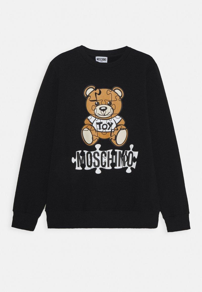 MOSCHINO - UNISEX - Sweater - black