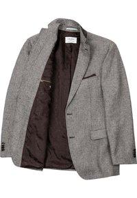 Carl Gross - CG THEO-G SV - Blazer jacket - braun - 1