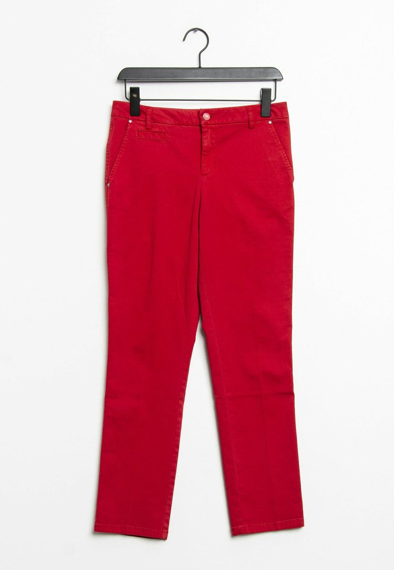 Benetton - Chinos - red