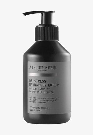 DE-STRESS HAND & BODY LOTION 250ML - Moisturiser - -