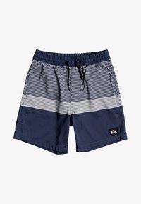 """Quiksilver - QUIKSILVER™ TIJUANA 15"""" - SCHWIMMSHORTS FÜR JUNGEN 8-16 EQBJV032 - Swimming shorts - navy blazer - 0"""