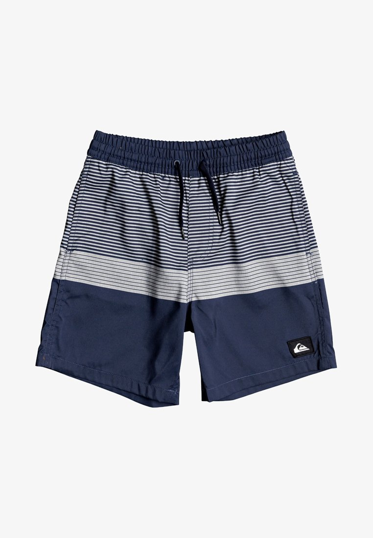 """Quiksilver - QUIKSILVER™ TIJUANA 15"""" - SCHWIMMSHORTS FÜR JUNGEN 8-16 EQBJV032 - Swimming shorts - navy blazer"""