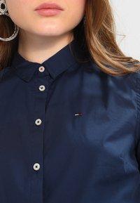 Tommy Jeans - ORIGINAL - Button-down blouse - dress blues - 5