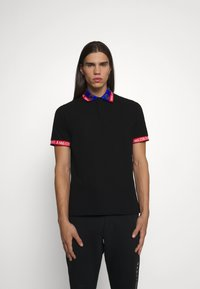 Versace Jeans Couture - Polo shirt - nero - 0
