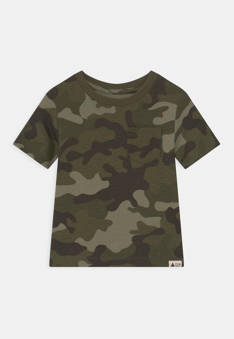 GAP - TODDLER BOY - T-shirt con stampa - green