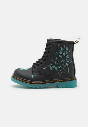 1460 UNISEX - Lace-up ankle boots - black