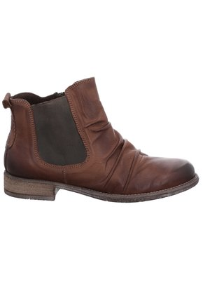 SIENNA  - Classic ankle boots - castagne