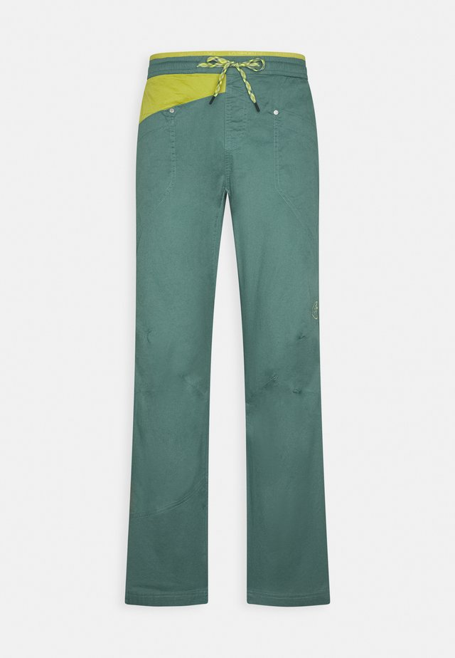 BOLT PANT  - Outdoor-Hose - pine/kiwi