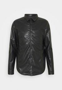 Another Influence - COREY SHIRT - Shirt - black - 0