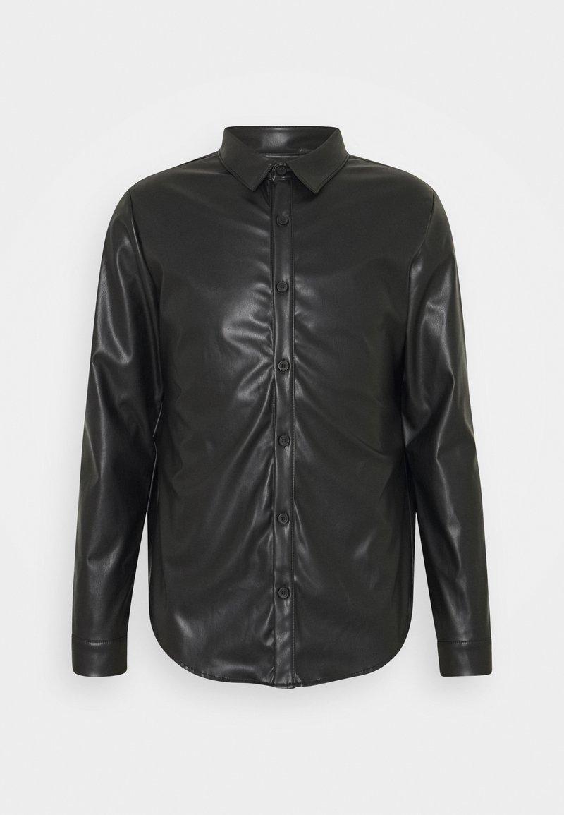 Another Influence - COREY SHIRT - Shirt - black