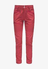 Haglöfs - LITE  FLEX PANT - Outdoor trousers - brick red - 4