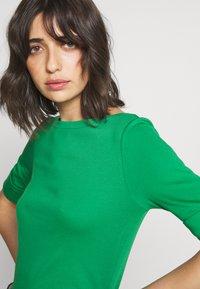 Lauren Ralph Lauren - Triko spotiskem - hedge green - 3