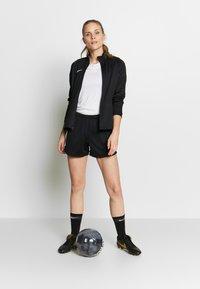 Nike Performance - DRY ACADEMY 20 SHORT - Sports shorts - black/anthracite - 1