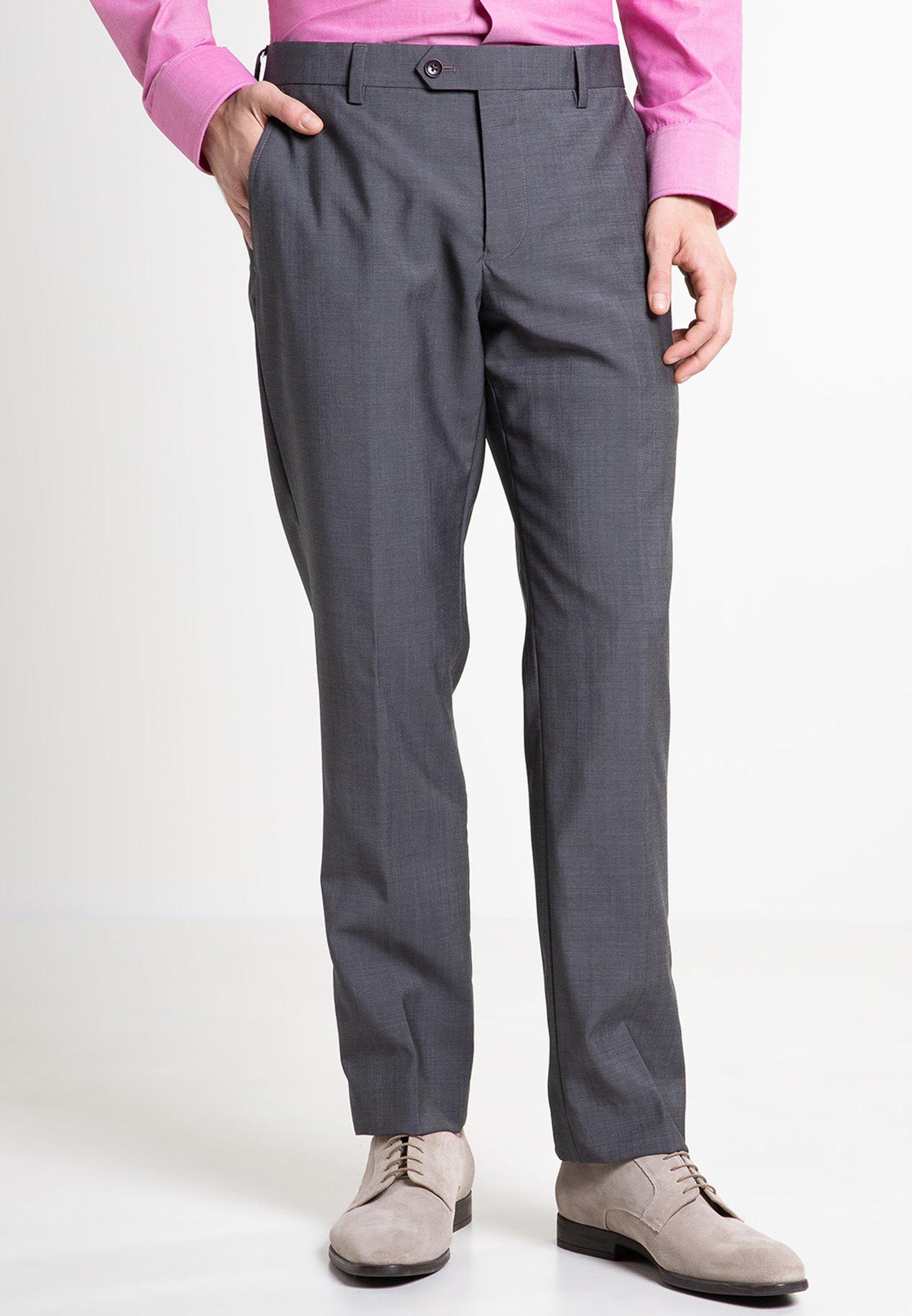 Homme CHARCOAL  - Pantalon de costume