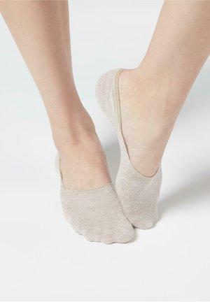 UNSICHTBARE  - Trainer socks - li-naturale