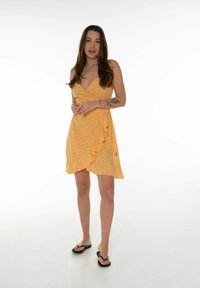 Protest - Day dress - yellow - 1