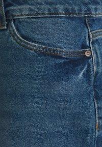 Noisy May Curve - NMSMILEY - Shorts di jeans - medium blue denim - 2