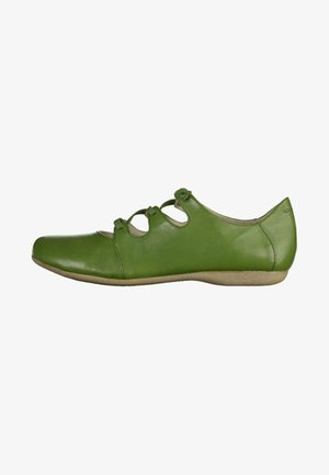 Loafers - green