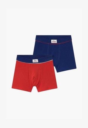 2 PACK - Pants - royal blue