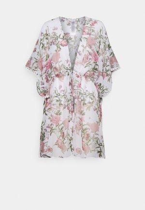 KIMONO - Summer jacket - blush