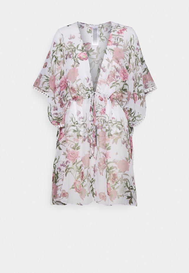 KIMONO - Lehká bunda - blush