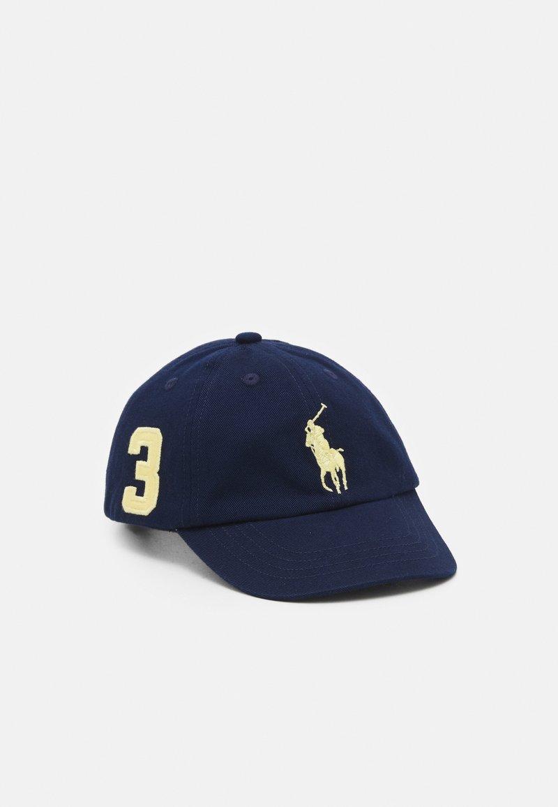 Polo Ralph Lauren - BIG APPAREL ACCESSORIES HAT UNISEX - Caps - newport navy
