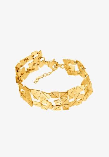 PARTIS - Bracelet - gold-coloured