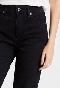 G-Star - CODAM HIGH KICK 7/8 - Flared jeans - black - 5