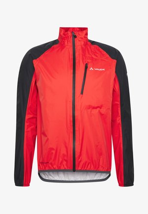 DROP JACKET III - Waterproof jacket - mars red