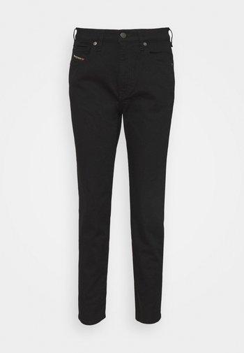 D-JOY - Straight leg jeans - black