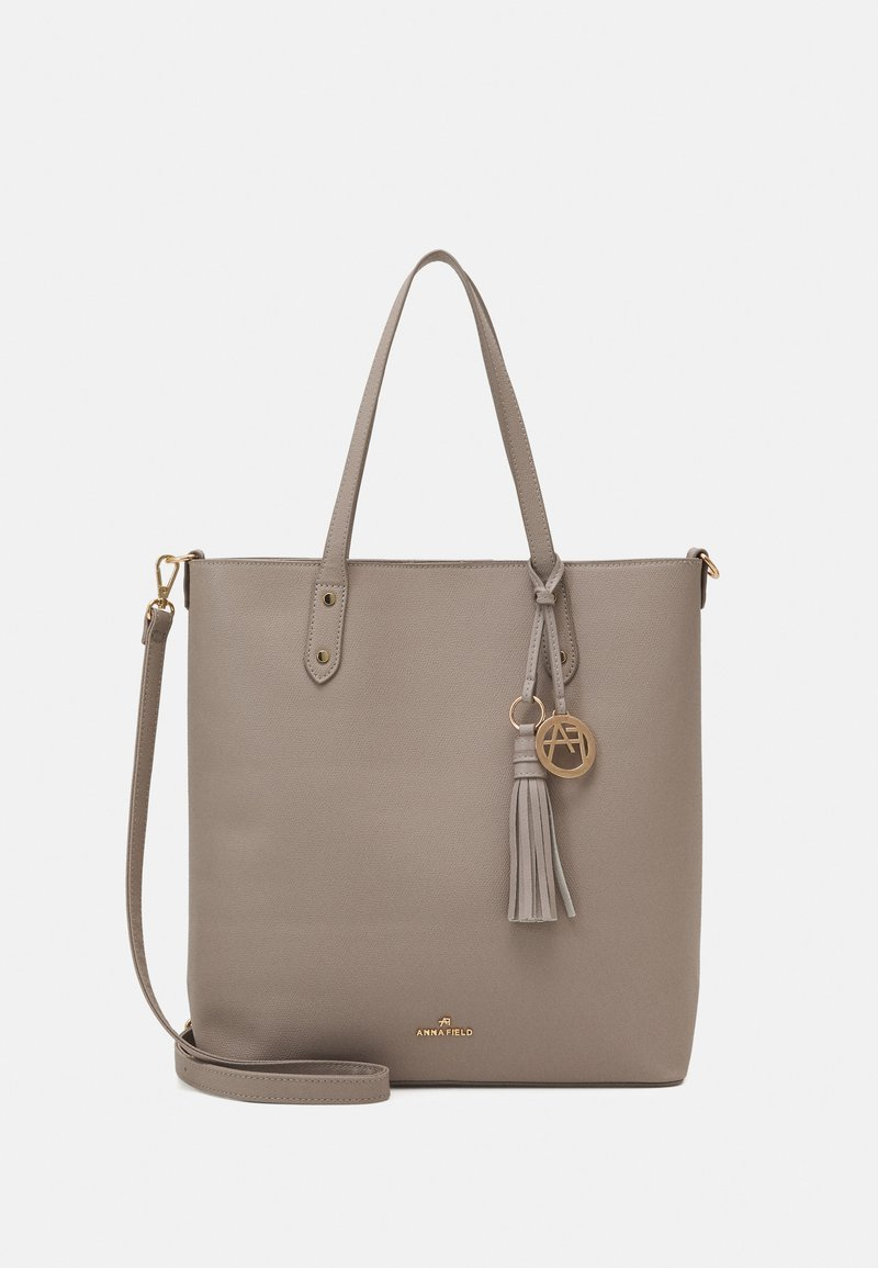 Anna Field - Tote bag - taupe