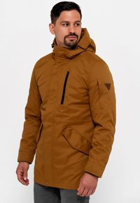 INDICODE JEANS - Parka - rubber - 3