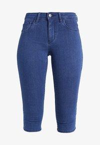 ONLY - ONLRAIN - Denim shorts - medium blue - 6