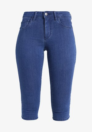 ONLRAIN - Jeansshorts - medium blue