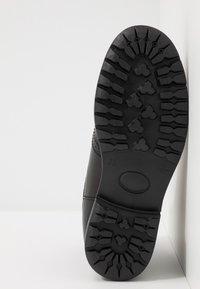 Bisgaard - BOOTIES - Zimní obuv - black - 5