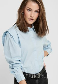 ONLY - Button-down blouse - cashmere blue - 3